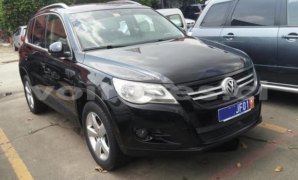 Acheter Occasion Voiture Volkswagen Touareg Noir à Abidjan, Abidjan
