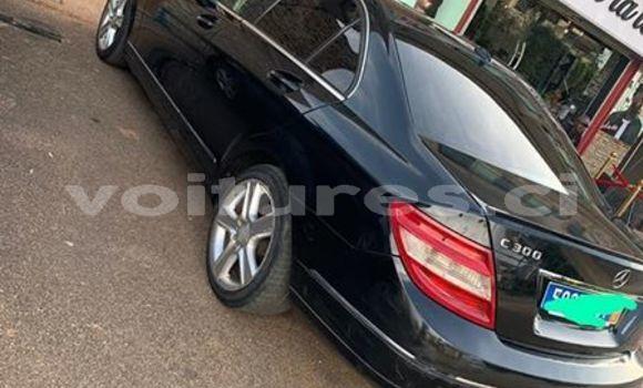 Acheter Importer Voiture Mercedes‒Benz C–Class Noir à Abidjan, Abidjan