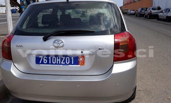 Acheter Importé Voiture Toyota Corolla Gris à Abidjan, Abidjan