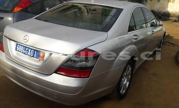 Acheter Importer Voiture Mercedes‒Benz S–Class Gris à Abidjan, Abidjan
