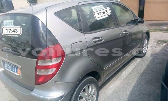 Acheter Importer Voiture Mercedes‒Benz A–Class Gris à Abidjan, Abidjan