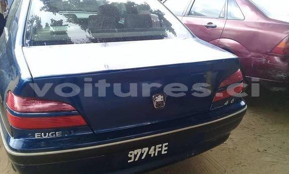 Acheter Importer Voiture Peugeot 406 Bleu à Abidjan, Abidjan