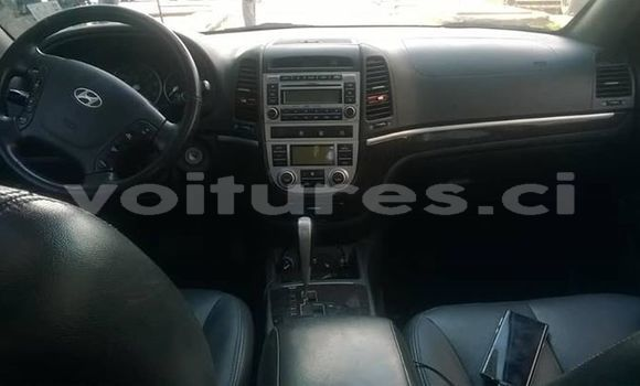 Acheter Importer Voiture Hyundai Santa Fe Noir à Abidjan, Abidjan