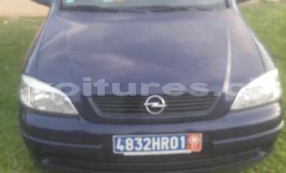 Acheter Occasion Voiture Opel Astra Bleu à Abidjan, Abidjan