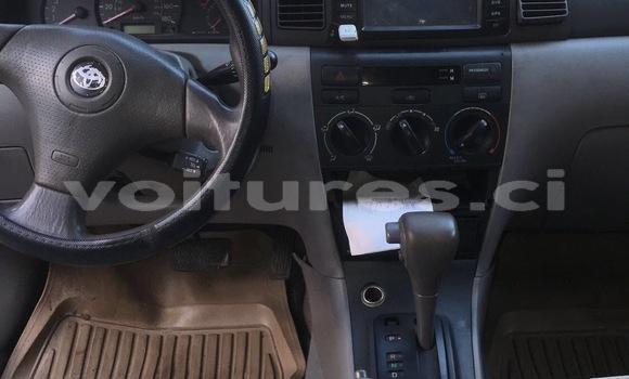 Acheter Importer Voiture Toyota Corolla Bleu à Abidjan, Abidjan