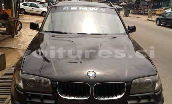 Medium with watermark bmw x3 abidjan abidjan 10746