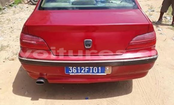 Acheter Importer Voiture Peugeot 406 Rouge à Abidjan, Abidjan