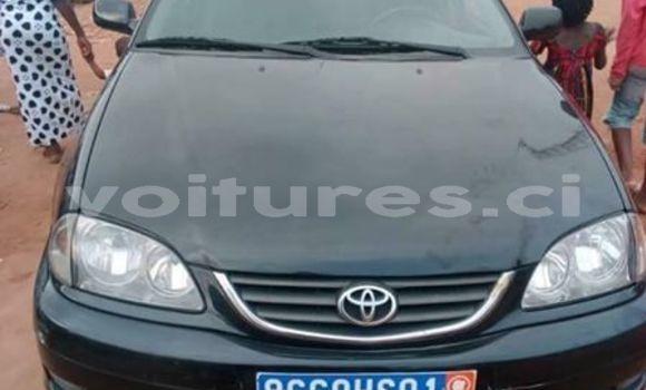Acheter Importer Voiture Toyota Avensis Noir à Abidjan, Abidjan
