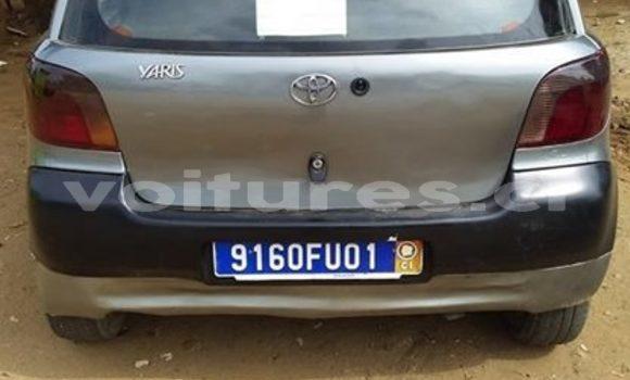 Acheter Importer Voiture Toyota Yaris Gris à Abidjan, Abidjan