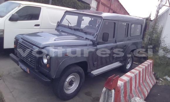 Acheter Importé Voiture Land Rover Defender Gris à Abidjan, Abidjan