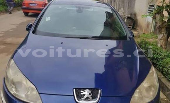 Acheter Occasion Voiture Peugeot 407 Bleu à Abidjan, Abidjan