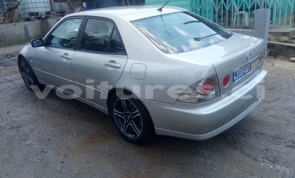 Acheter Occasion Voiture Lexus IS Gris à Abidjan, Abidjan