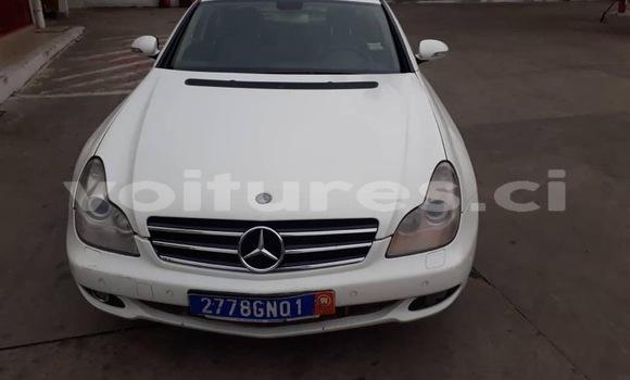Acheter Occasion Voiture Mercedes-Benz CLS-klasse AMG Blanc à Abidjan, Abidjan