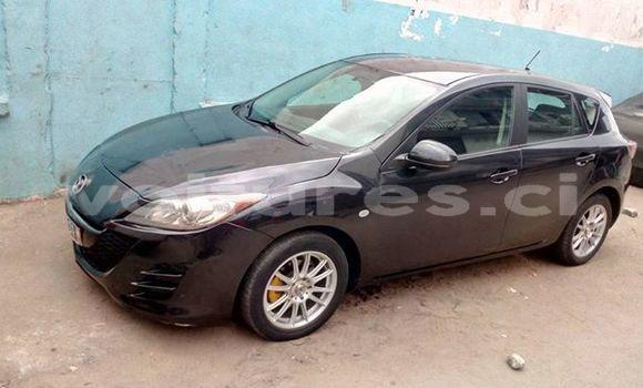 Acheter Occasion Voiture Mazda 3 Noir à Abidjan, Abidjan