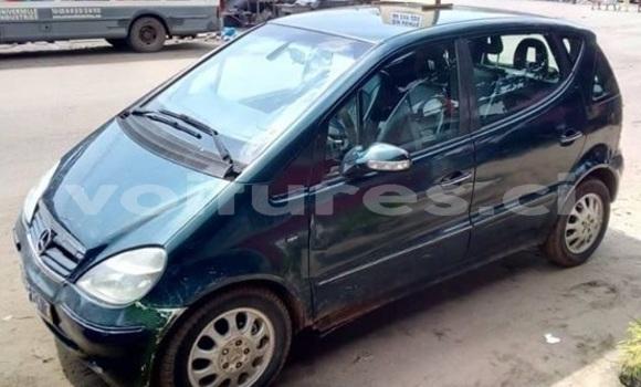 Acheter Occasion Voiture Mercedes‒Benz A-klasse Noir à Abidjan, Abidjan