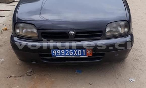 Acheter Occasion Voiture Nissan Micra Gris à Abidjan, Abidjan