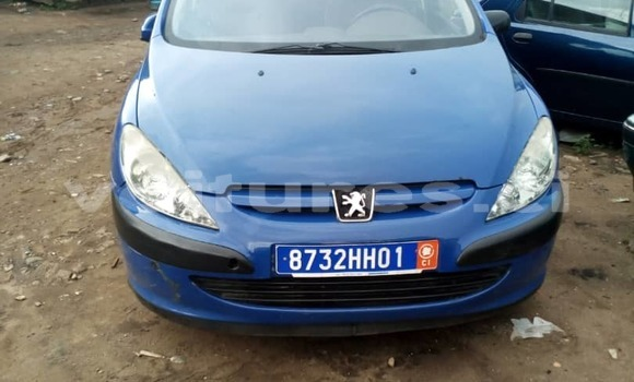 Acheter Occasion Voiture Peugeot 307 Bleu à Abidjan, Abidjan