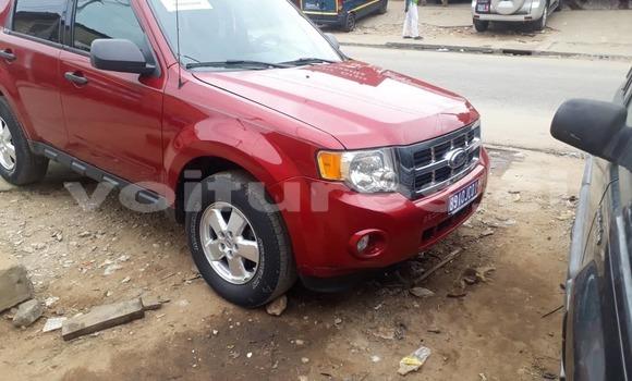 Acheter Occasion Voiture Ford Escape Rouge à Abidjan, Abidjan