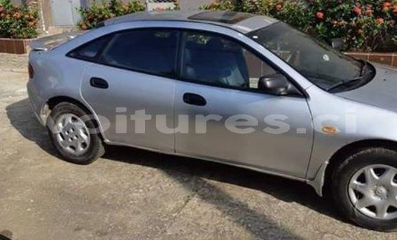 Acheter Occasion Voiture Mazda 323 Gris à Abidjan, Abidjan