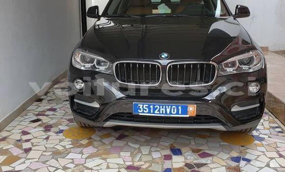 Acheter Occasion Voiture BMW X6 Noir à Abidjan, Abidjan