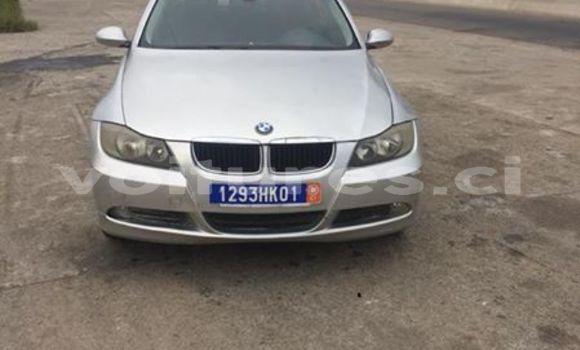 Acheter Occasion Voiture BMW 3–Series Gris à Abidjan, Abidjan