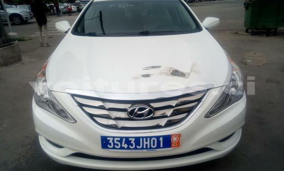 Acheter Occasion Voiture Hyundai Sonata Blanc à Abidjan, Abidjan
