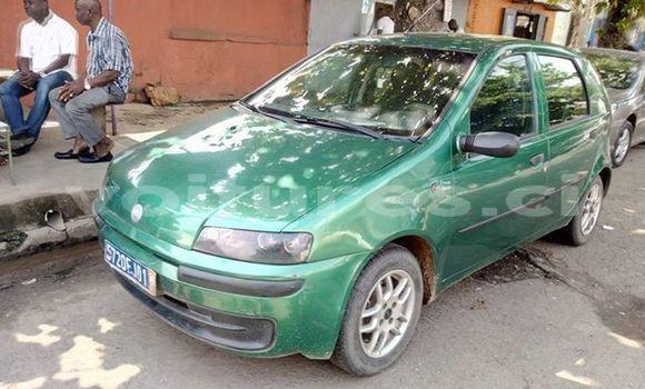 Acheter Occasion Voiture Fiat Punto Vert à Abidjan, Abidjan