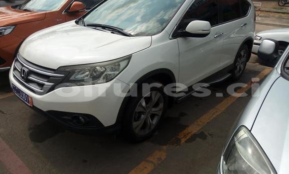 Acheter Importé Voiture Honda CR-V Blanc à Abidjan, Abidjan