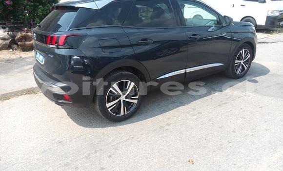 Acheter Occasion Voiture Peugeot 5008 Noir à Abidjan, Abidjan
