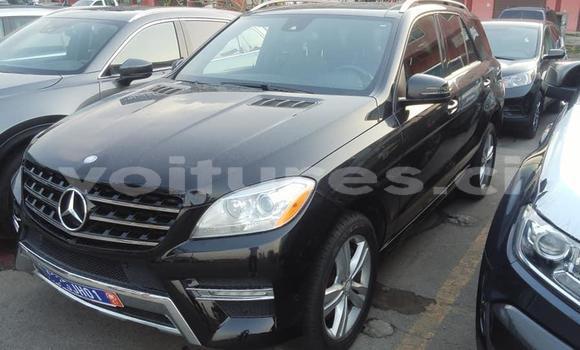 Acheter Importé Voiture Mercedes-Benz M-klasse Noir à Abidjan, Abidjan