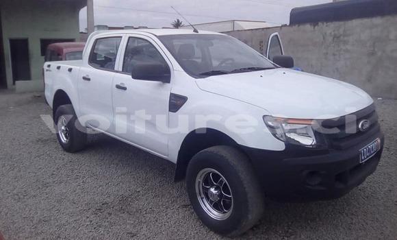 Acheter Importé Voiture Ford Ranger Blanc à Abidjan, Abidjan