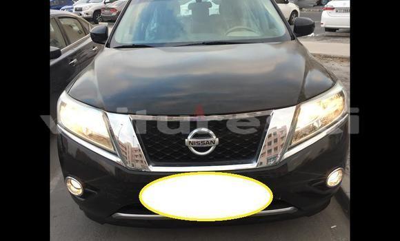 Acheter Occasion Voiture Nissan Pathfinder Noir à Abidjan, Abidjan