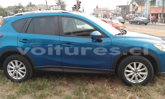 Acheter Occasion Voiture Mazda CX-5 Bleu à Abidjan, Abidjan