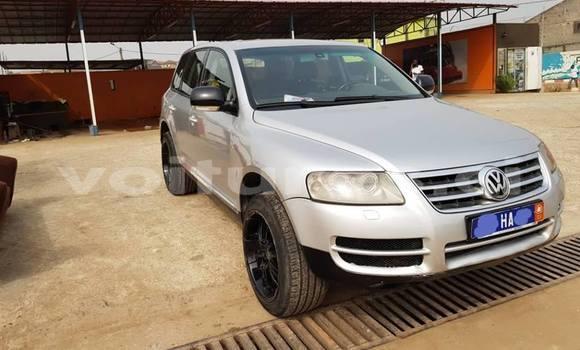Acheter Occasion Voiture Volkswagen Touareg Gris à Abidjan, Abidjan