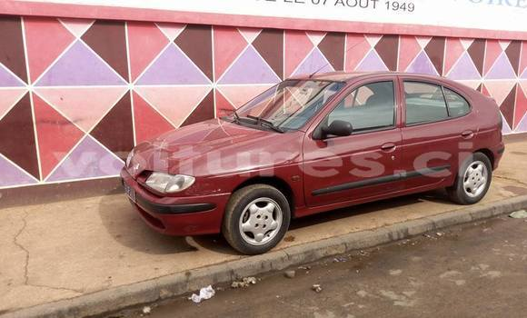 Acheter Occasion Voiture Renault Megane Rouge à Abidjan, Abidjan