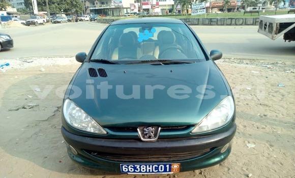 Acheter Occasion Voiture Peugeot 206 Vert à Abidjan, Abidjan