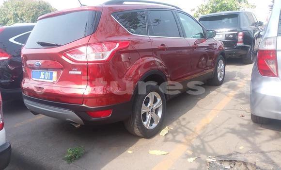 Acheter Importé Voiture Ford Escape Rouge à Abidjan, Abidjan