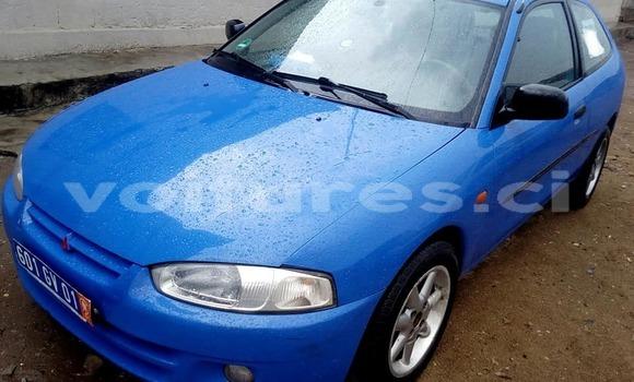 Acheter Occasion Voiture Mitsubishi Colt Bleu à Abidjan, Abidjan