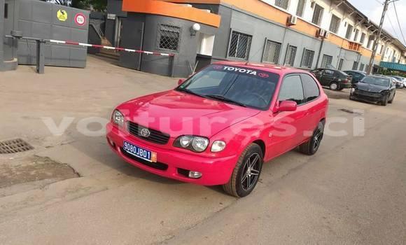 Acheter Occasion Voiture Toyota Corolla Rouge à Abidjan, Abidjan