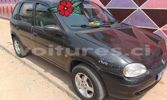 Acheter Occasion Voiture Opel Corsa Noir à Abidjan, Abidjan