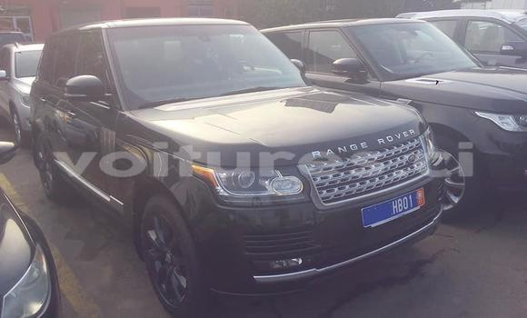 Acheter Occasion Voiture Land Rover Range Rover Vogue Noir à Abidjan, Abidjan
