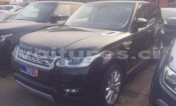 Acheter Occasion Voiture Land Rover Range Rover Sport Noir à Abidjan, Abidjan