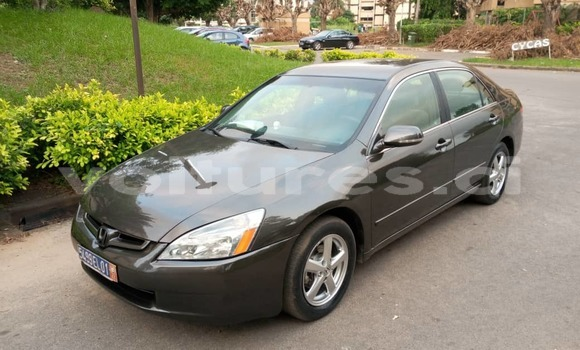 Acheter Occasion Voiture Honda Accord Gris à Abidjan, Abidjan