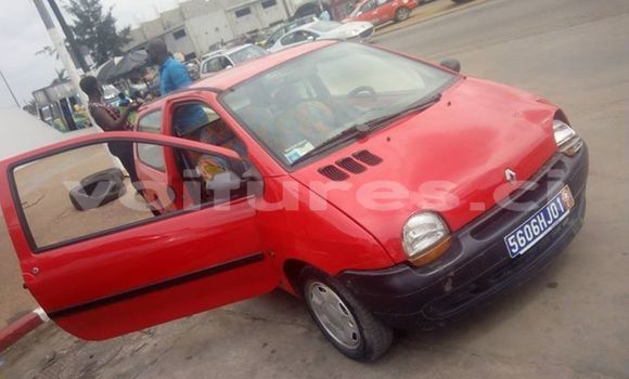 Acheter Occasion Voiture Renault Twingo Rouge à Abidjan, Abidjan
