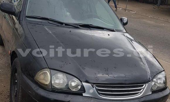 Acheter Occasion Voiture Toyota Avensis Noir à Abidjan, Abidjan