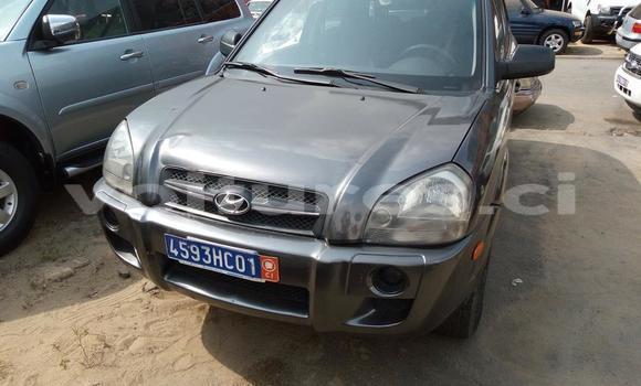 Acheter Occasion Voiture Hyundai Tucson Noir à Abengourou, Ivory Coast