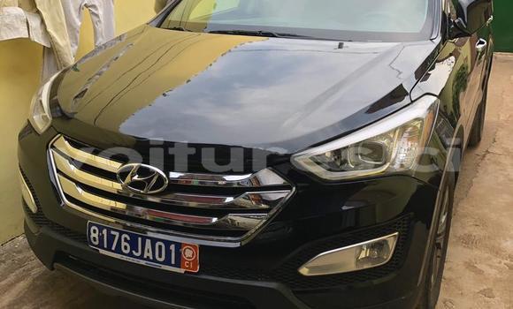 Acheter Importé Voiture Hyundai Santa Fe Noir à Abidjan, Abidjan
