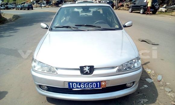 Acheter Occasion Voiture Peugeot 306 Gris à Abidjan, Abidjan