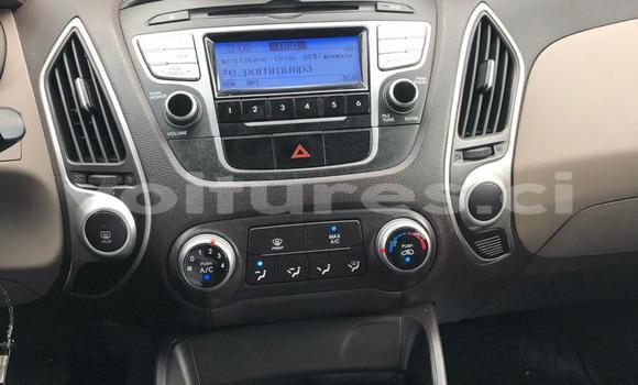 Acheter Occasion Voiture Hyundai ix35 Vert à Abidjan, Abidjan