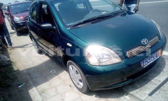 Acheter Occasion Voiture Toyota Yaris Vert à Abidjan, Abidjan